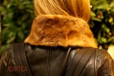 Mink Scarf Winter Collection, Mink, Fall Winter, Leather, Shopping, Fashion, Moda, Fashion Styles, Fashion Illustrations