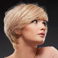 2016 Short hairstyles for square faces