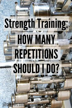 Strength Training: How Many Reps Should I Do? Wellness Fitness, Fitness Tips, Health Fitness, Strength Training For Runners, Strength Workout, Magic Number, Workout Music, How Many, Healthy Lifestyle Tips