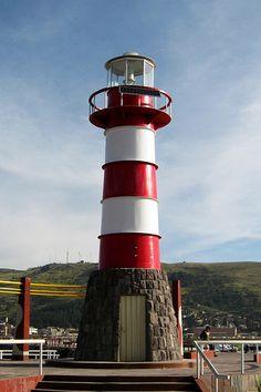 Peru - Lake Titicaca - Puno Lighthouse | by Nhumrod