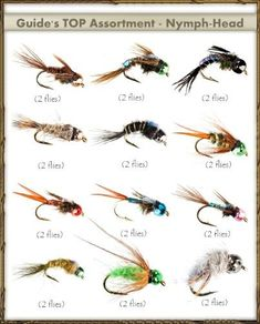 [FlyDeal Fishing Flies] Save $24.20 for Fly Fishing Flies NYMPH HEAD Assortment Promo Code - Best Coupon 24h