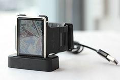 Amazon.com: Leikr LKR1 GPS Sport Watch (White): Electronics