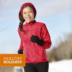Four Weeks Notice: How to Stay Fit Before Christmas