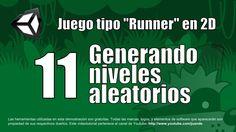 11 - Generando niveles aleatorios - Tutorial Unity 2D en español