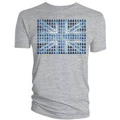 Doctor Who Union Jack TARDIS Shirt