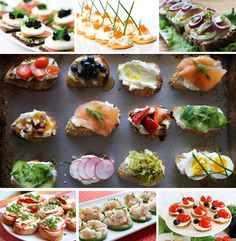 Смотрю и удивляюсь: обычная еда, а выглядит по королевски! Food Trays, Cake Decorating Techniques, Appetizers For Party, Mini Cupcakes, Queso, Sushi, Cheesecake, Toast, Vegetables