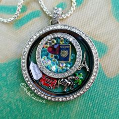 I love the Legacy Locket paired with the Crystal Window frame as a way to showcase charms in the locket!!! And check out the new passport charm!!! ~ Several of the new items are Limited Edition so be sure to get them before they are gone!! ~ Shop these looks and more at Scatlin.origamiowl.com