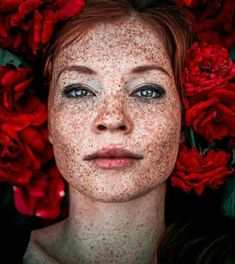 Maurizio Marseguerra is a talented self-taught photographer, retoucher and computer engineer currently based in Turin, Italy. Maurizio focuses on portraiture, he shoots emotional and beauty portrait photography. Women With Freckles, Red Hair Freckles, Redheads Freckles, Freckles Girl, Beautiful Freckles, Beautiful Redhead, Gorgeous Girl, Freckle Face, Redhead Girl