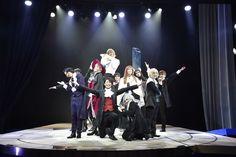 碕理人 ミュージカル「魔界王子」開幕!アナログにこだわって魔界を表現 - コミックナタリー