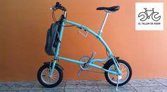 El Taller de Asier, tienda y taller de bicicletas en Vitoria-Gasteiz en Álava, País Vasco