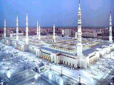 Masjid e Nabvi, Madina Munawara, Saudi Arabia