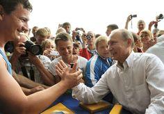 Путин Россия