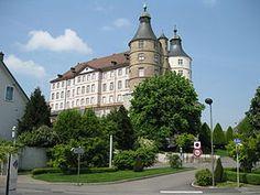 Château des ducs de Wurtemberg (XIIIesiècle) Montbeliard