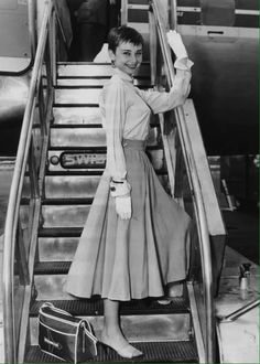 Audrey 1954                                                                                                                                                                                 More