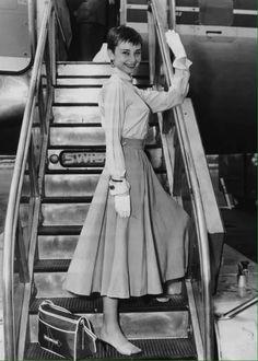 Audrey 1954                                                                                                                                                                                 More