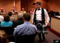 School Board denies student's request to wear a kilt to senior prom