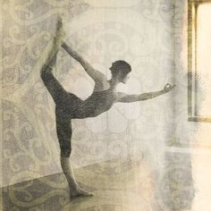 Yoga for the Mind, Body and Soul - Yoga as an art form! #healthy #fitness #skinnyms