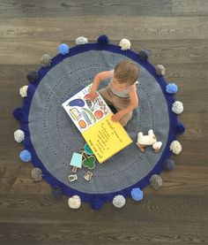 tapis chambre bébé- playmat kid room