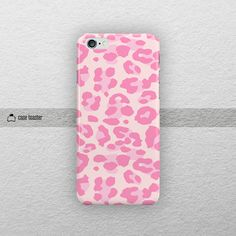 Pink Leopard  iphone 6S case 4.7 iphone 6S plus by CaseToaster
