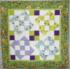 Baby/Toddler Baby Animals Quilt