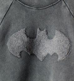 ZARA - KIDS - BATMAN SWEATSHIRT