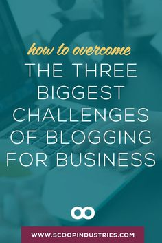 *PIN* these completely do-able actions steps and overcome the three biggest challenges when it comes to blogging for your small business: having time to blog, being consistent and knowing what to blog about.