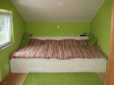 familienbett 3m breit