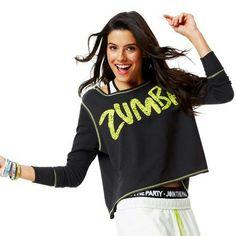 Zumba attire Zumba Fitness 6b69ede26cb