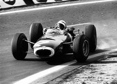 Jackie Stewart, 1965 BRM P261