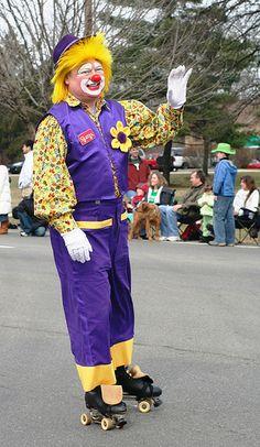 Clown IMG_4313 by OZinOH, via Flickr