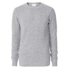 Knitwear - Lambswool - Men - Fashion