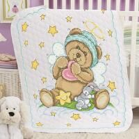 438 Best Stamped Baby Quilt Kits Images In 2019 Quilt