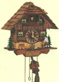 cuckoo clock classic