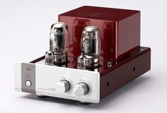 Triode Production - Triode Corporation - KT88 single ended integrated amplifier - no more, no less