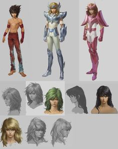 saint seiya by rogner5th.deviantart.com on @deviantART