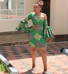 African Fashion Ankara, Latest African Fashion Dresses, African Print Dresses, African Print Fashion, Africa Fashion, African Dress, Nigerian Fashion, Latest Ankara Short Gown, Ankara Short Gown Styles
