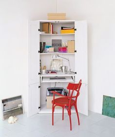 your small space can have a home office - we have proof! | domino.com