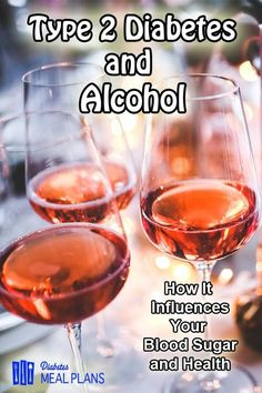 Type 2 Diabetes and Alcohol