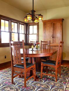 Arts And Crafts, Cordillera Ranch   Traditional   Dining Room   Austin    NRinteriors