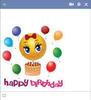 Related Image Emoticons CodeFacebook EmoticonsEmoji KeyboardHappy Birthday