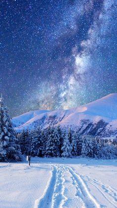 Best Winter Wallpapers for iPhone in 2021 - iGeeksBlog
