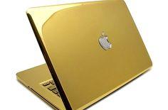24k Gold MacBook