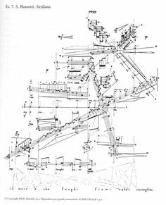 Experimental music notation resources - Process - lines Poema Visual, Graphic Score, Music Visualization, Experimental Music, John Cage, Sound Art, Bild Tattoos, Music Score, Music Theory