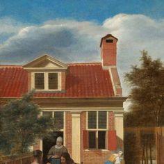 Pieter de Hooch - Kunstenaars - Rijksstudio - Rijksmuseum