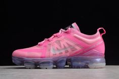 d649c3e333884 Womens Nike Air VaporMax 2019 Pink Silver AR6632-600 Online To Buy Buy  Sneakers
