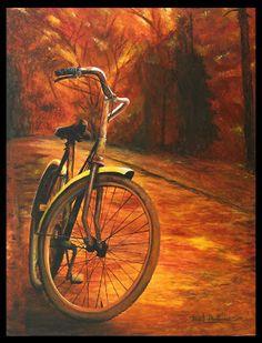 Pinturas - oleo sobre tela - Raúl Montecino