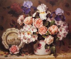 Patricia Moran Oil Painting