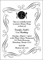 Open house invitations wine theme pinteres a classy and affordable touch to your dinner party whether office related or for a stopboris Gallery