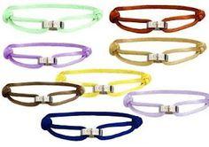 Cartier Charity Love Bracelets.