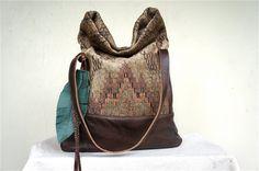 great handmade bag - southwest style
